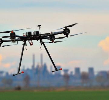 Los drones sobrevuelan el mercado