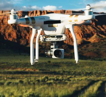 Los drones, un chispazo para el sector eléctrico