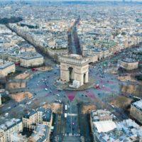 ¿Llegaremos a París?